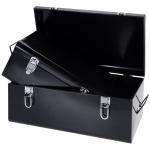 Metallbehälter, Aufbewahrungsbox - 2 Stück in einem Satz