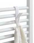 Wenko Haken für Handtuchheizkörper 2er Set