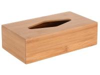 Taschentuch-Box BAMBUS