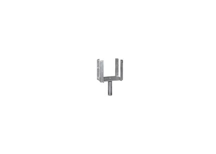 Kopf für Schalungsstützen Typ Standard mit Rohr ? 26, 9 mm