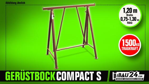 Gerüstbock / Faltgerüstbock Compakt S 1200