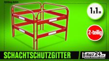 Schachtschutzgitter Expert 30 kg 1, 00 m breit 2 teilig