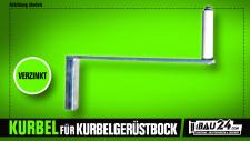 Kurbel für Kurbel-Gerüstbock