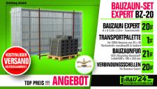 Bauzaun Set Expert BZ / 20