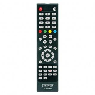 SCHWAIGER -DTR700HD- DVB-T2 HD Receiver mit Irdeto Entschüsselungssystem - Vorschau 4