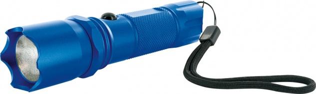 SCHWAIGER -TLED300B 531- LED Taschenlampe, Blau