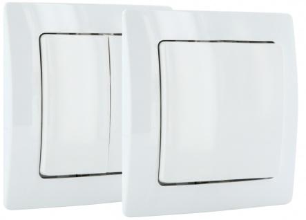 SCHWAIGER -ZHS03- 1-fach/2-fach Funkwandschalter für eine »intelligente Hausautomation« - Vorschau 2