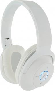 SCHWAIGER -KH220BTW 512- Bluetooth® Bügelkopfhörer, Weiß
