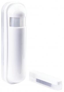 SCHWAIGER -ZHS10- 4 in 1 Mehrfachsensor Tür- und Fenster - Bewegung »Temperatur - Licht«