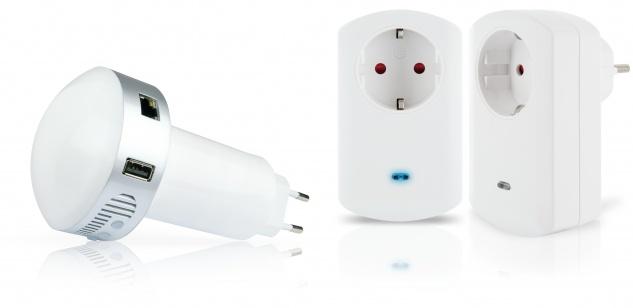"""SCHWAIGER -HASET144- HOME4YOU Starterset Strom"""" zur Steuerung des Stromverbrauchs »Smart Home«"""""""