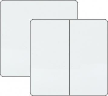 SCHWAIGER -ZHS03- 1-fach/2-fach Funkwandschalter für eine »intelligente Hausautomation« - Vorschau 3