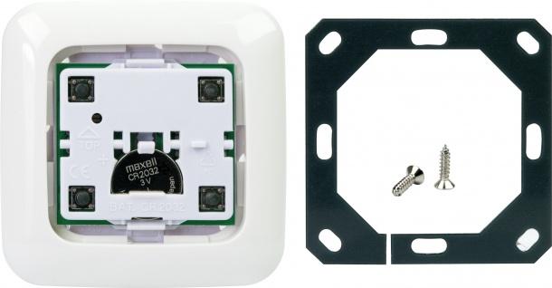 SCHWAIGER -ZHS03- 1-fach/2-fach Funkwandschalter für eine »intelligente Hausautomation« - Vorschau 4