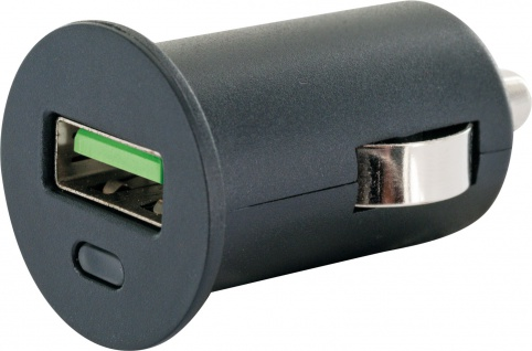 "SCHWAIGER -LAD13 533- 12 V USB Ladeadapter "" Quick Charge™ 3.0"", Schwarz"