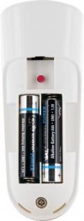 SCHWAIGER -ZHF02- Funkfernbedienung für LED Leuchtmittel, Smart Home, weiß - Vorschau 3