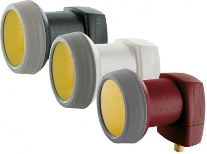 SCHWAIGER Digitales Single LNB (verschiedene Farben) mit SunProtect »SPS-LNB Serie«