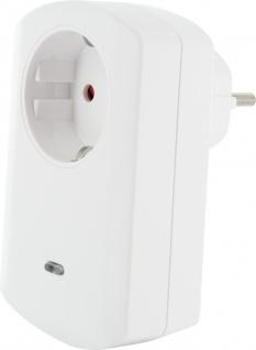 SCHWAIGER -ZHS04- Zwischenstecker als Schalter für den Innenbereich »Smart Home«
