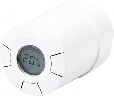 SCHWAIGER -ZHT01- Heizkörperthermostat für eine intelligente Hausautomation »Smart Home«
