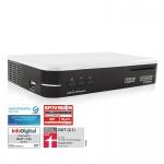 SCHWAIGER -DTR700HD- DVB-T2 HD Receiver mit Irdeto Entschüsselungssystem