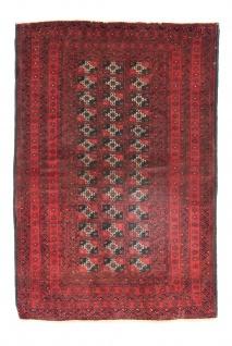 Belutsch Teppich - 150 x 102 cm - rot