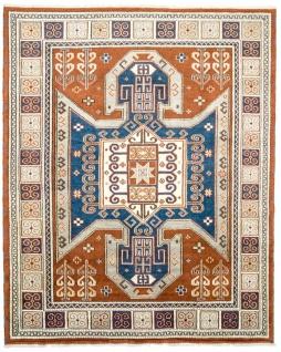 Orientteppich - 298 x 248 cm - rost