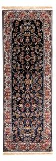 Orientalischer Webteppich Acryl Blumenmuster Designer Flauschig Weich Läufer