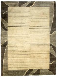 Nepal Teppich - 198 x 144 cm - mehrfarbig