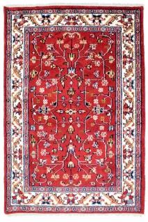 Orient Teppich Schurwolle Floral Handgeknüpft Designer Weich Allergiefreundlich