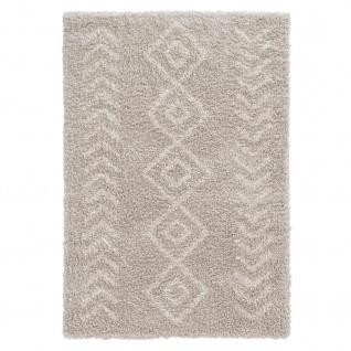 Morgenland Hochflor Teppich - Vita - rechteckig