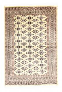 Pakistan Teppich - 185 x 127 cm - beige