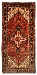 Läufer Garawan - 267 x 115 cm - rost