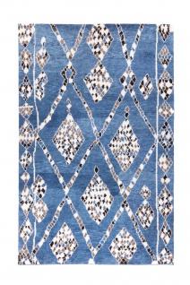 Morgenland Berber Teppich - Meral - rechteckig