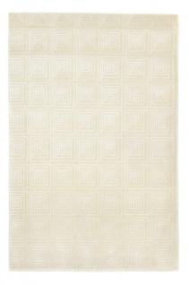 Nepal Teppich - 186 x 125 cm - beige