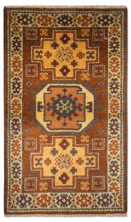 Orientteppich - 156 x 96 cm - rost