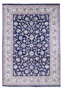 Perserteppich - Classic - 285 x 192 cm - dunkelblau