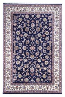 Perserteppich - Classic - 293 x 193 cm - dunkelblau