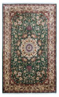 Perserteppich - Keshan - 335 x 213 cm - grün