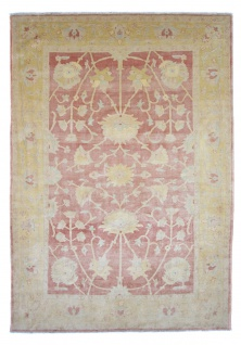 Ziegler Teppich - 320 x 218 cm - rost