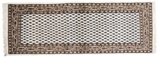 Teppich Morgenland Orientteppich Mir Läufer Wolle Weich Wohnzimmer Handgeknüpft