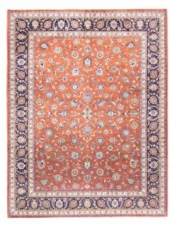 Perserteppich - Classic - 390 x 303 cm - rost