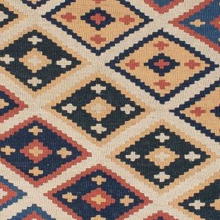Morgenland Kelim Teppich - Oriental - 174 x 124 cm - mehrfarbig - Vorschau 2