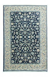 Perserteppich - Classic - 293 x 197 cm - blau