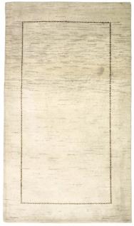 Gabbeh Teppich - Loribaft - 150 x 90 cm - beige