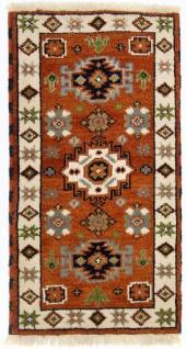 Orientteppich - 115 x 64 cm - rost