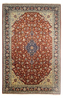 Perserteppich - Royal - 368 x 257 cm - rost