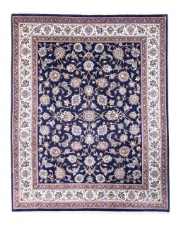 Perserteppich - Classic - 288 x 194 cm - dunkelblau - Vorschau