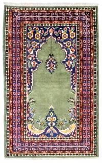 Perserteppich - Classic - 128 x 79 cm - hellgrün