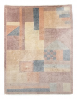 Nepal Teppich - 340 x 242 cm - mehrfarbig
