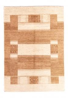 Gabbeh Teppich - Loribaft Persian - 230 x 159 cm - braun