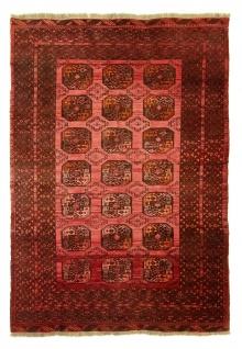 Turkaman Teppich - 282 x 196 cm - rost
