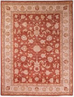 Ziegler Teppich - 276 x 208 cm - rost